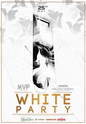 The White Party @ Park Hyatt Shanghai