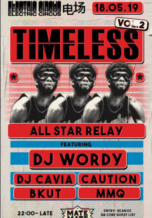 Timeless#2Live ALL Star Relay!