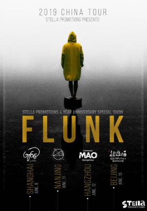 Flunk China Tour 2019 - Hangzhou