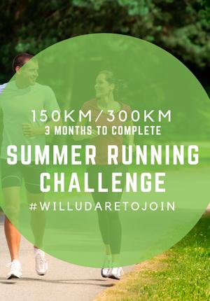 Summer Running Challenge