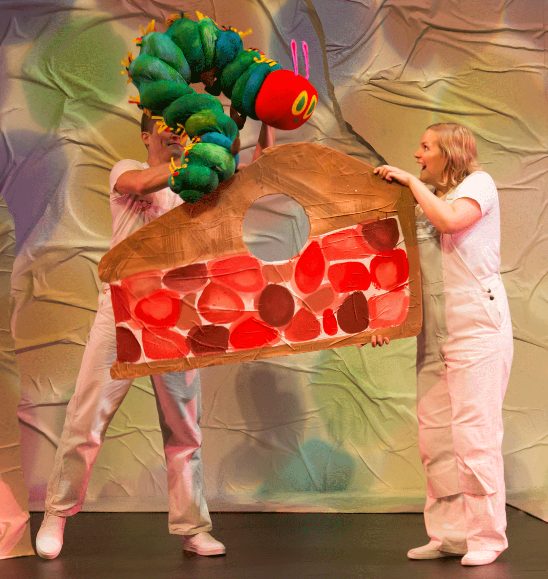 Hungry Caterpillar Superstar Awards 2015