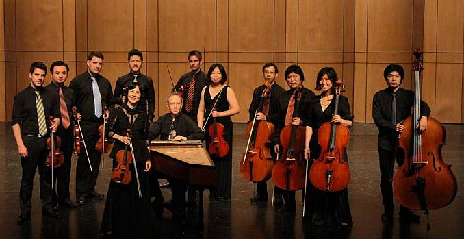 Buy The Shanghai Baroque Chamber Orchestra: Fantasia on