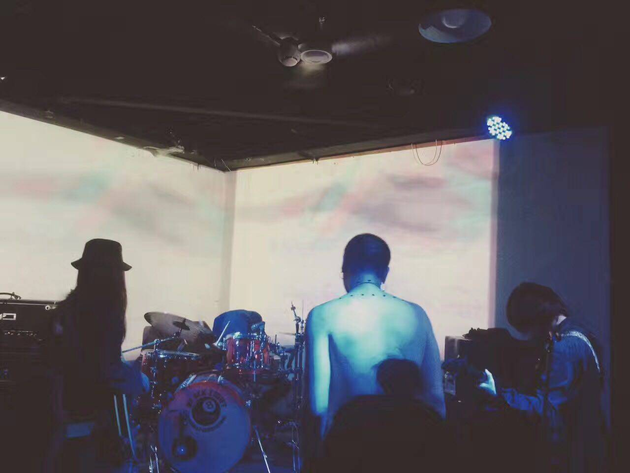 Buy Psychedelic Trashcan Music Tickets in Shanghai