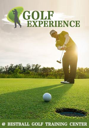 Golf Experience @ Bestball Golf Training Center Yangpu