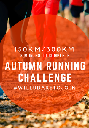 Autumn Running Challenge