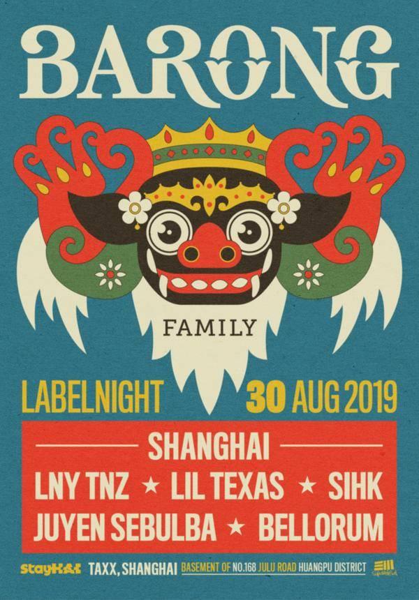 Barong Family