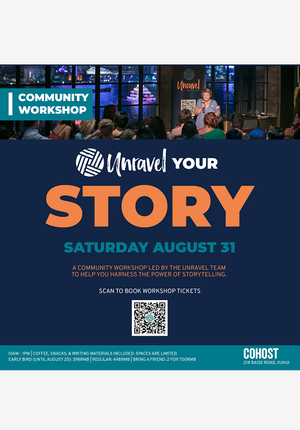 Unravel Your Story: Storytelling Workshop
