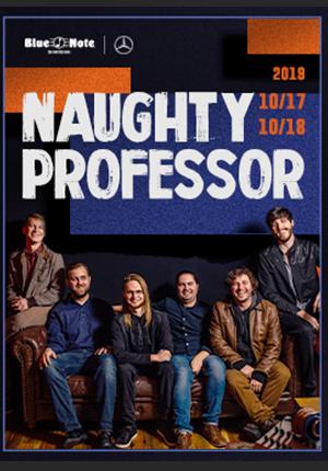 Naughty Professor - Shanghai