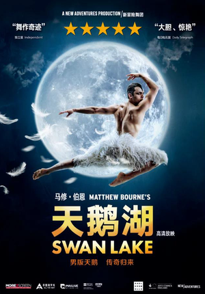 Matthew Bourne's Swan Lake (Screening)