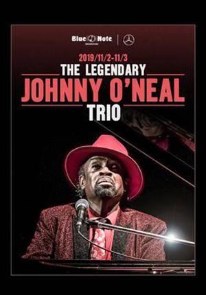 The Legendary Johnny O' Neal Trio - Shanghai