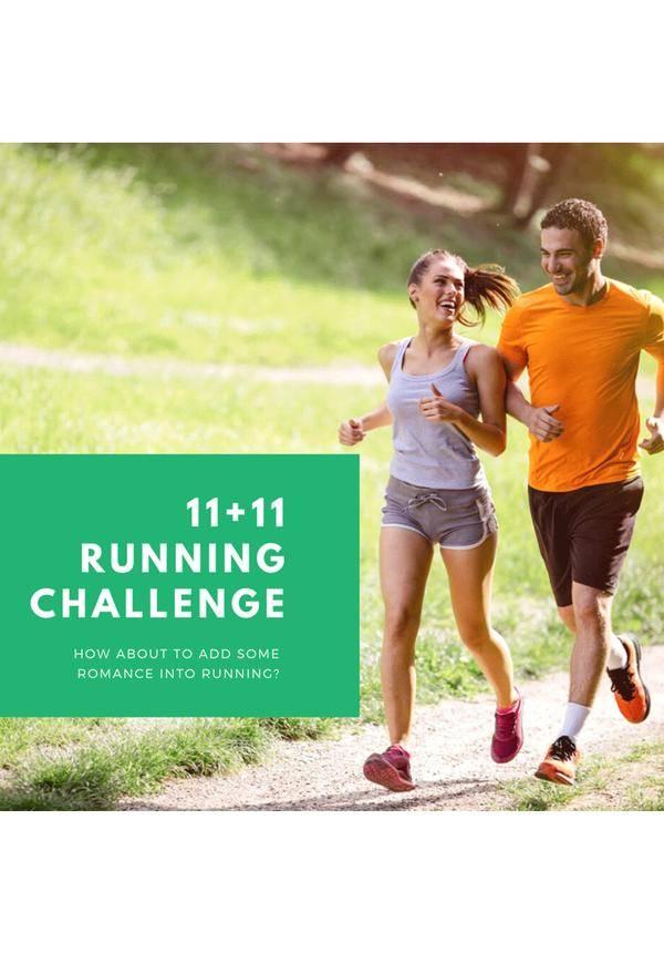 11+11 Running Challenge
