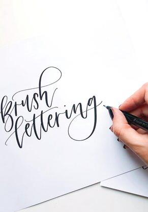 Craft'd Shanghai - Brush Lettering