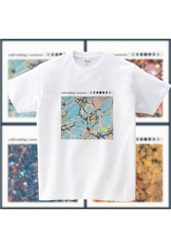 Wild Nothing: Nocturne T-shirt