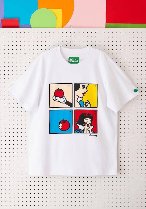 Snow White and the Amazing Bite T-shirt