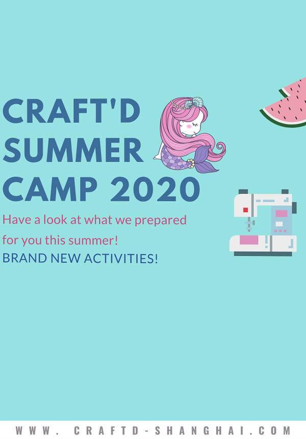 Craft'd Summer Camp 2020