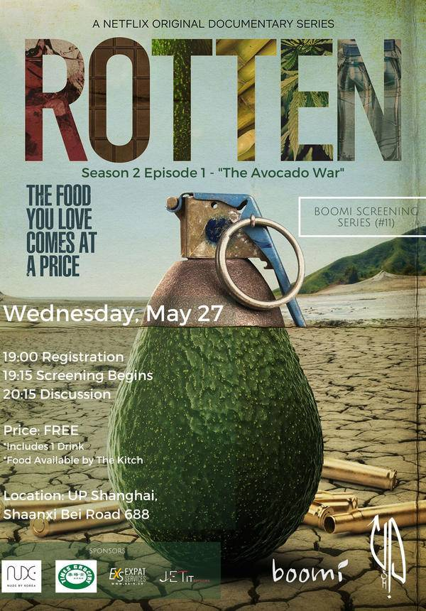 Rotten - The Avocado War