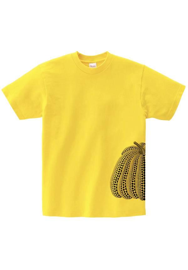 Yayoi Kusama Dotted Pumpkins T-shirt