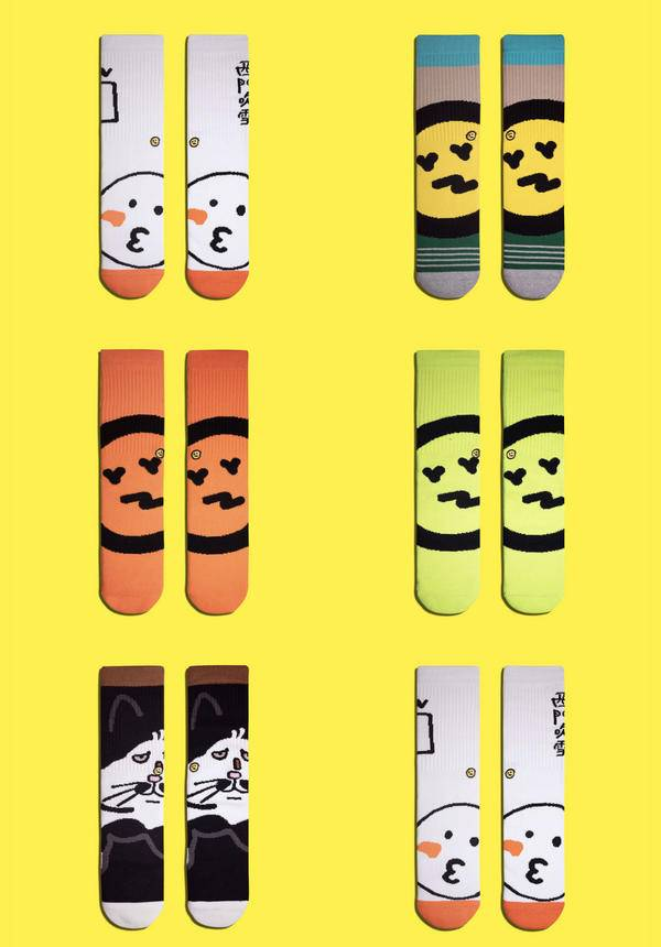 Corade x Orzysox Socks