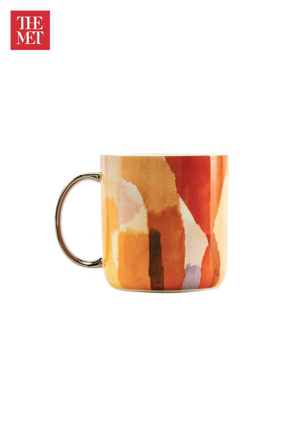 The Met:  Klee Movement of Vaulted Chambers Mug