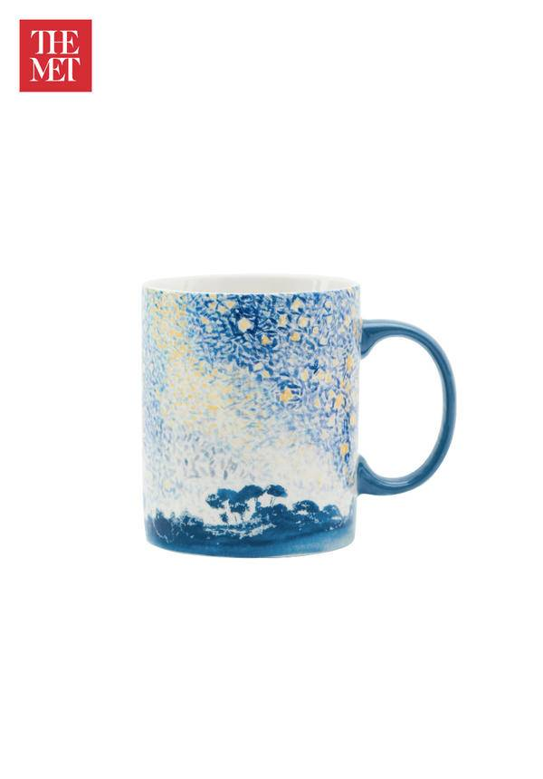 The Met: Landscape with Stars Mug & Coffee Cup