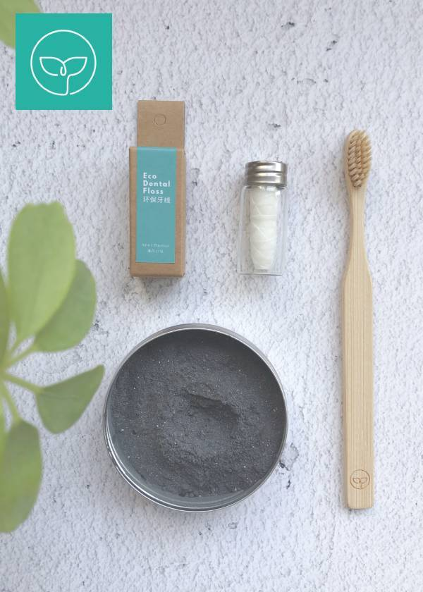 Simply Green: Dental Kit