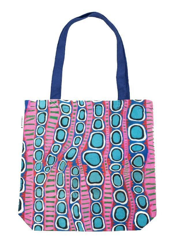 Cukimber: Ladders Canvas Tote