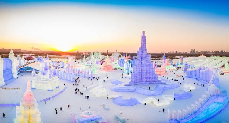 Harbin Ice Festival tickets