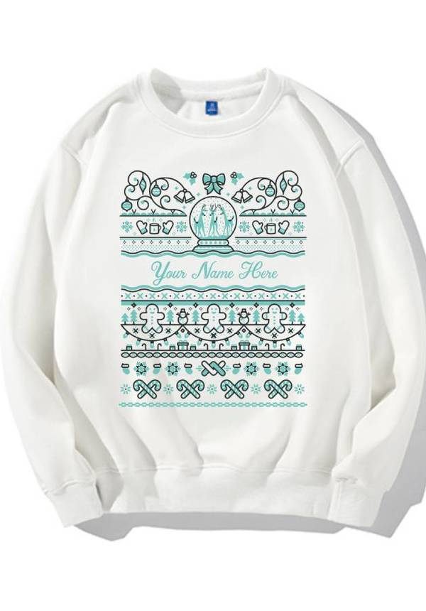 Personalized Christmas Jumpers