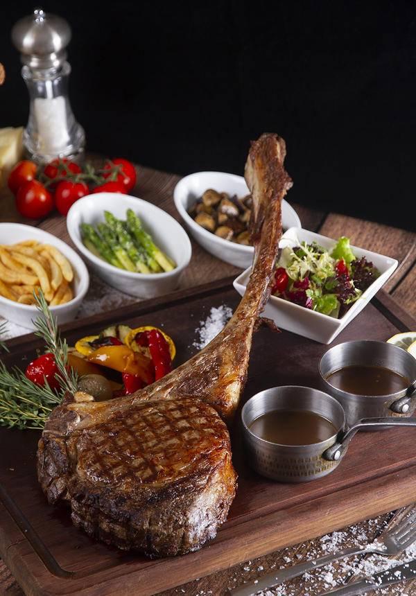 [34% OFF] The Westin Tomahawk Steak Dinner Set Menu Exclusive Deal
