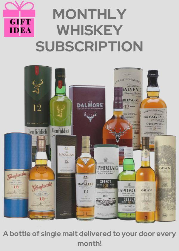 Monthly Subscription: Single Malt