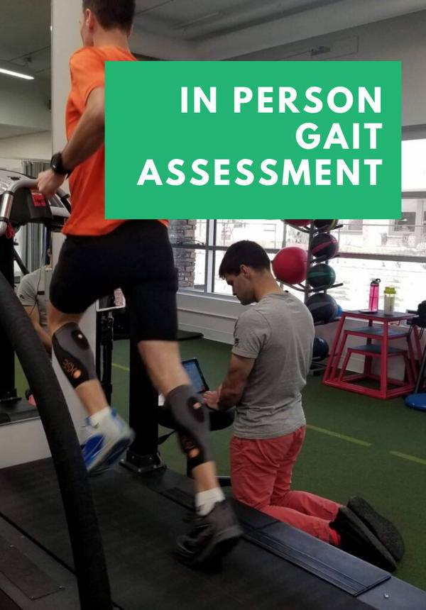 In Person Gait Assessment