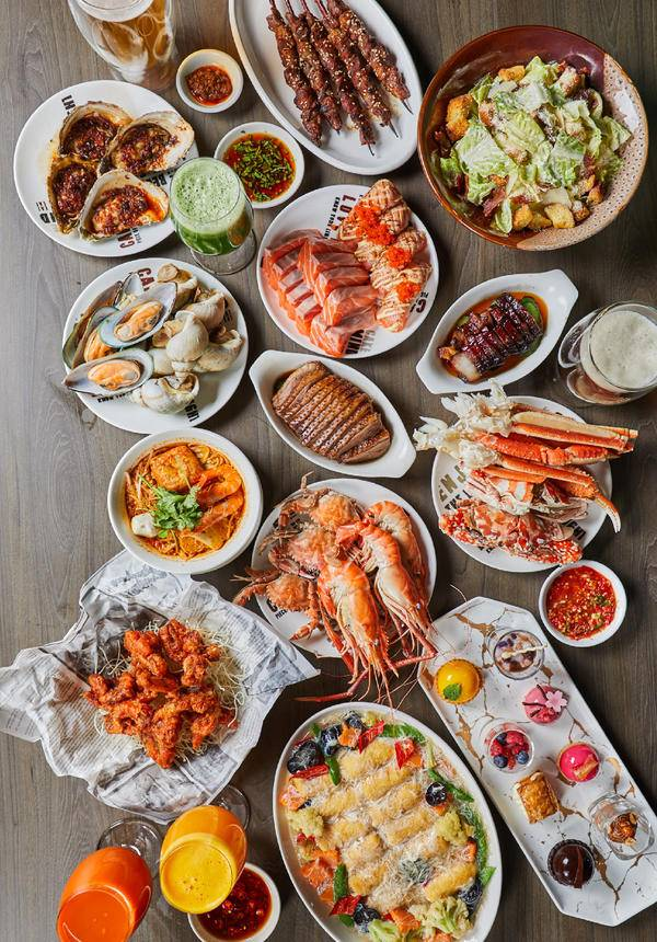 [23% OFF] The COOK Weekday Dinner Buffet @ Kerry Hotel Pudong