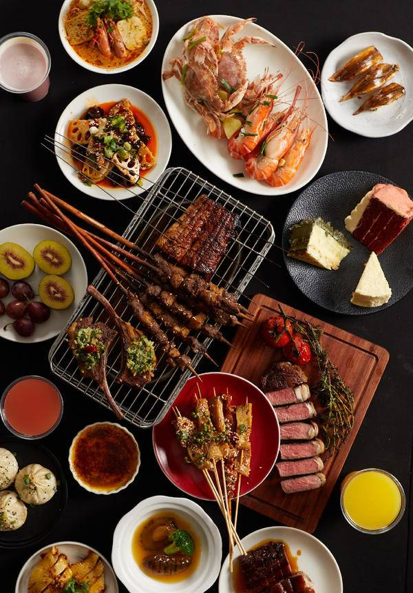 [17% OFF] The COOK Weekend Buffet @ Kerry Hotel Pudong