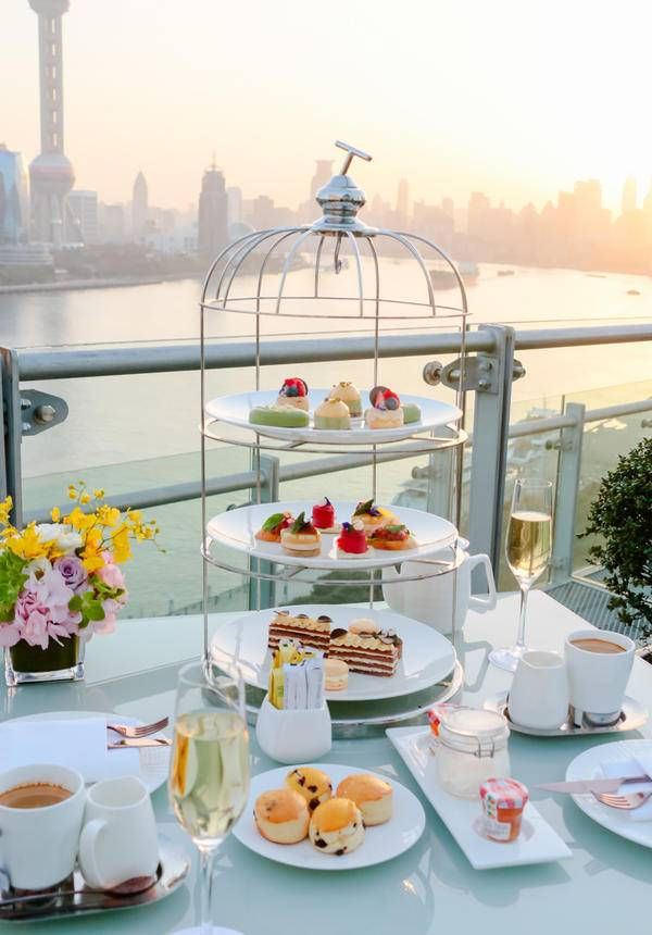 [24% OFF] Rooftop River View Afternoon Tea @ TOPS Roof Bar