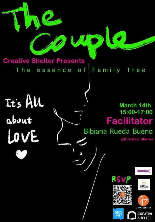Creative Shelter Presents The Couple - The Essence of Family Tree