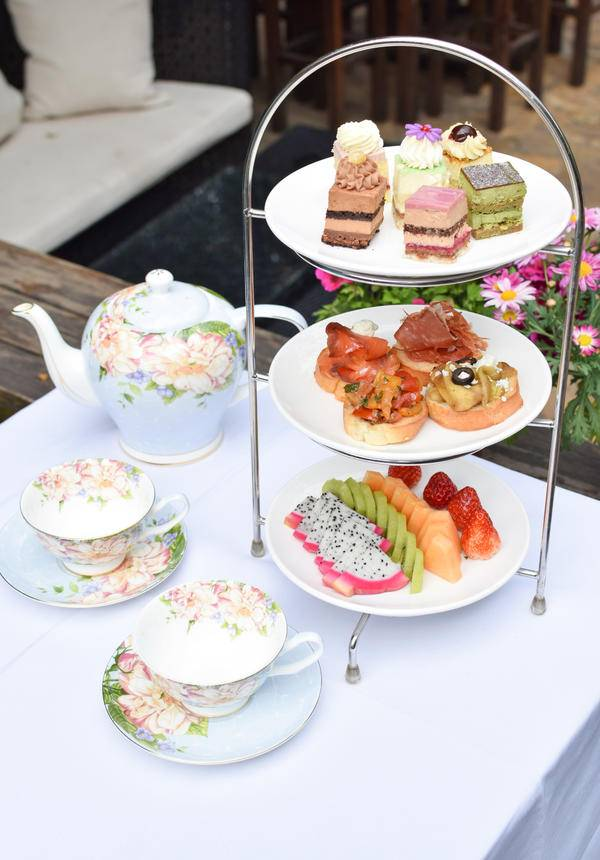 [44% OFF] Garden Afternoon Tea @ Cotton's (Anting Road)