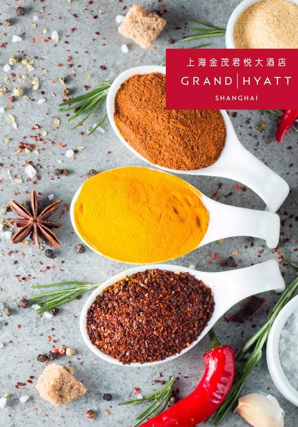 """[32% OFF] ON56 """"Taste India"""" Buffet @ Grand Hyatt Shanghai"""