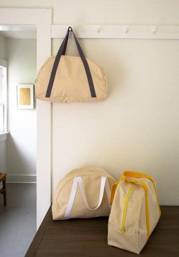 Craft'd Shanghai - Sew a Weekend Bag!
