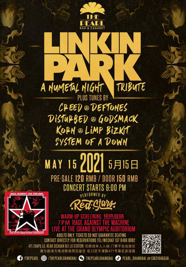 Linkin Park a Numetal Night Tribute @ The Pearl