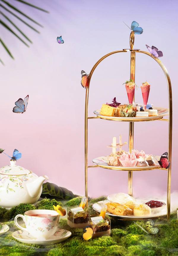 [10% OFF] The Ritz-Carlton × Wedgwood: Moment of Bliss Afternoon Tea