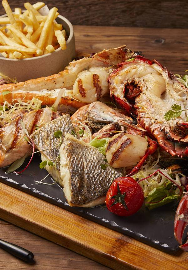 [37% OFF] Calypso 4 Course Premium Set Menu for 4