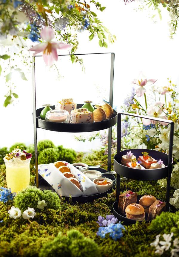[Limited Time] Blossom Summer's Tale Afternoon Tea @ Calypso