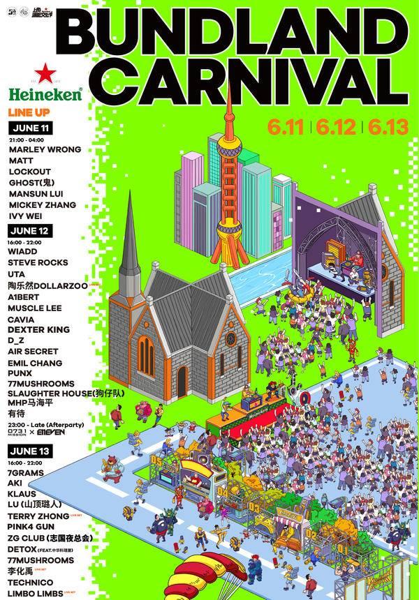 BundLand Carnival