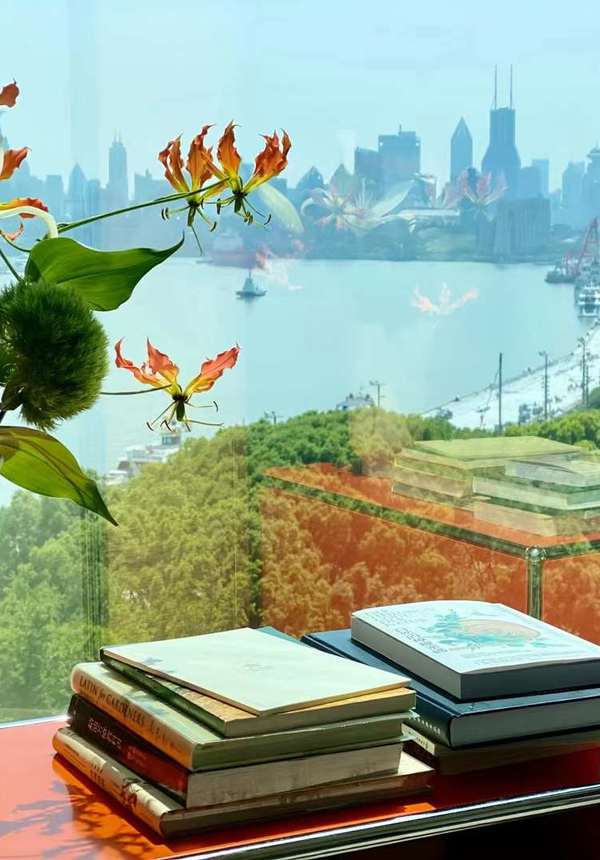 Banyan Tree Shanghai On The Bund Sunset Green Themed Room Staycation Package
