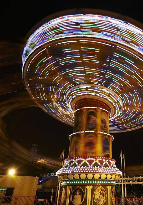 Shanghai Happy Valley - Electronica Carnival Season