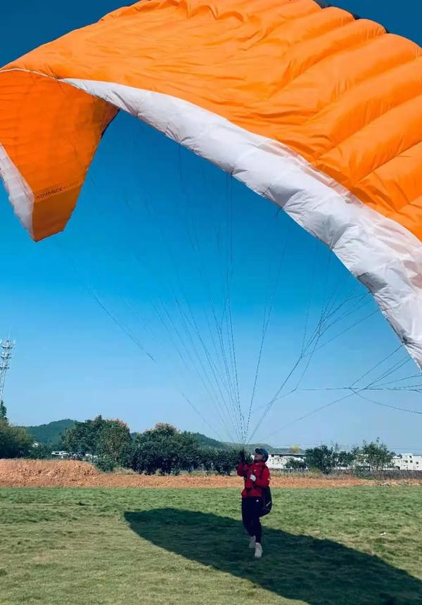 [Chengdu] Paragliding Intro: Try Your Own Wings For The First Time!