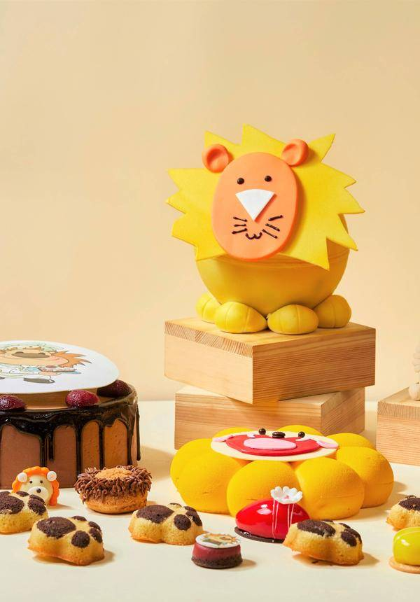 THE LION GARDEN TEA BUFFET @ The Portman Ritz-Carlton Shanghai