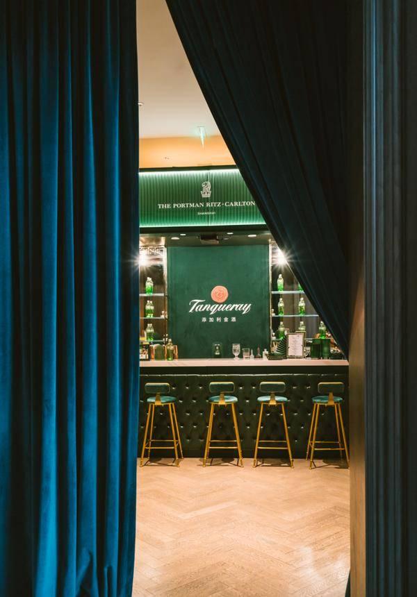 Tanqueray Pop-Up Bar Deal  for 2 @The Portman Ritz-Carlton Shanghai